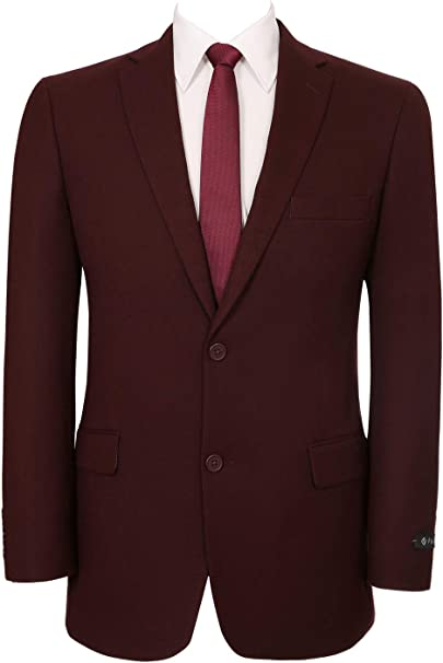 Amazon.com: Pio Lorenzo Classic Fit Blazer - Chaqueta para ...