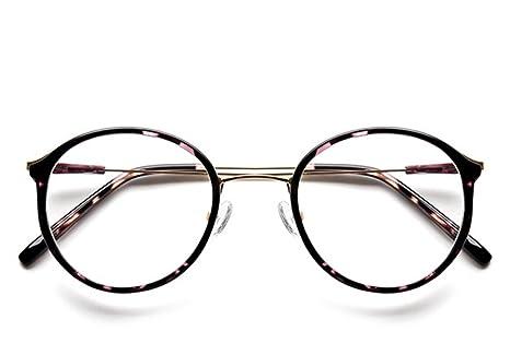 SMX Gafas Neutras para/Eliminan la Fatiga y la Irritación Visual/Gafas Anti LUZ