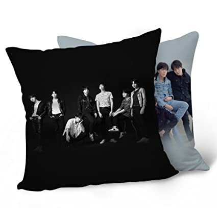 Bangtan Boys Merch Pillows Pillow