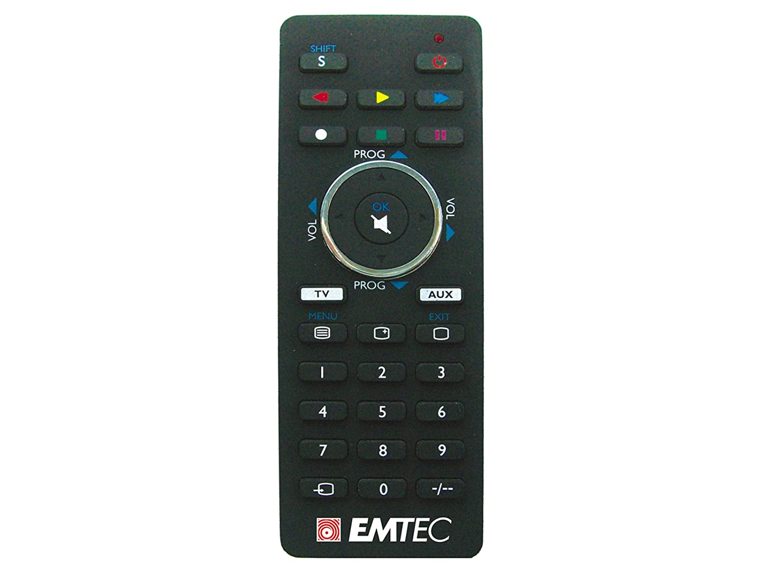 with remote control