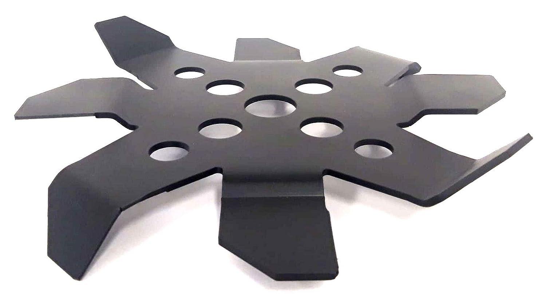 disco Hoja cuchillo para desbrozadora con Orificio de 20 mm Stihl ...