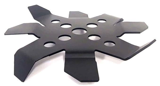 disco Hoja cuchillo para desbrozadora con Orificio de 20 mm ...