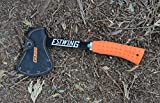 "Estwing Camper's Axe - 14"" Hatchet with Forged"