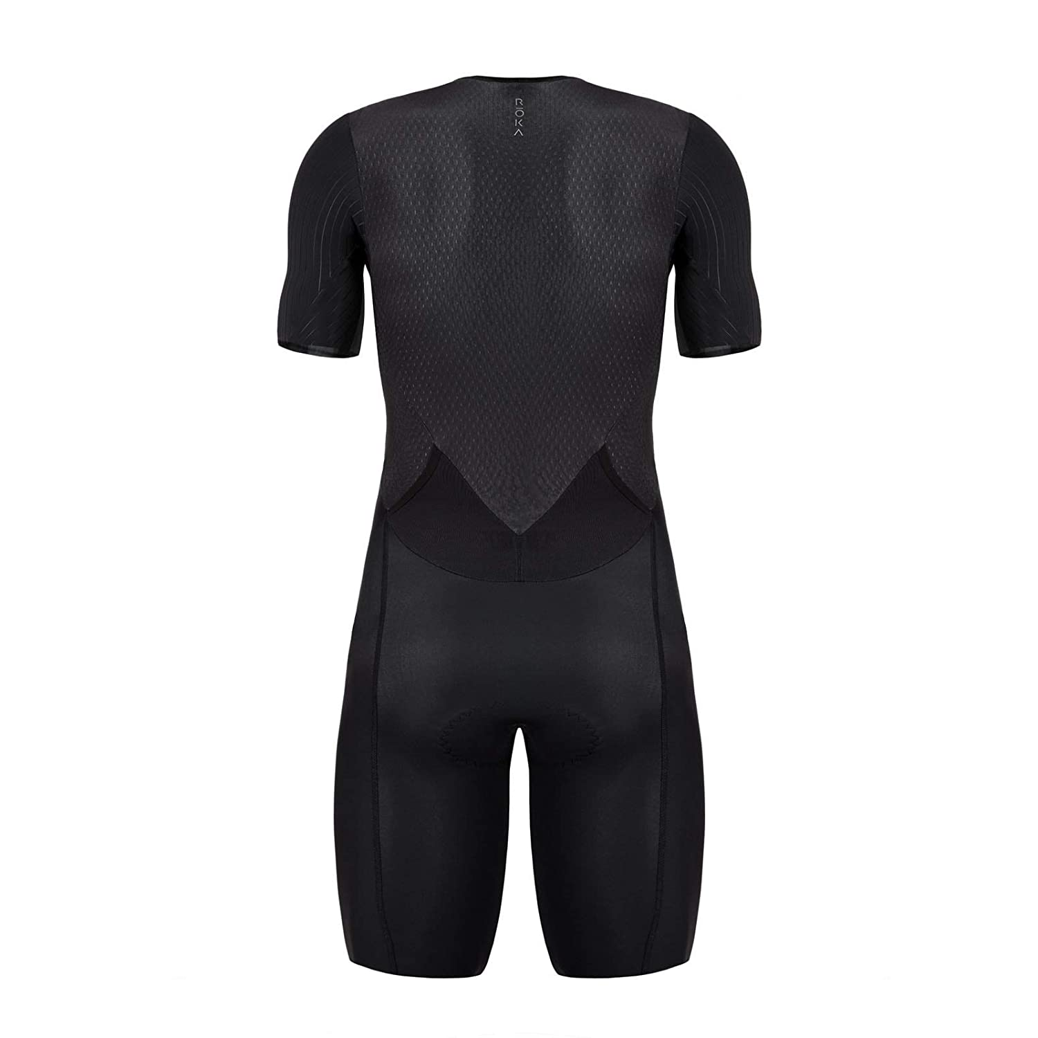 ROKA Mens Gen II Elite Aero Short Sleeve Triathlon Sport Suit