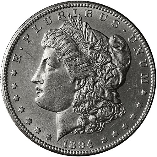 1894 S Morgan Silver Dollar $1 Brilliant Uncirculated