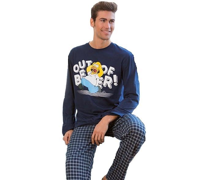 Pijama The Simpsons 100% Algodon