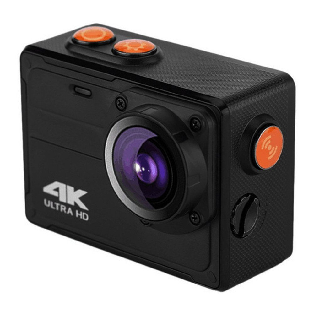 Sport Kamera, wsdv-8580q 4 K Wifi 10 m Unterwasser Sport Action Kamera 16 MP Wasserdicht Mini DV ohne wasserdichte Schutzhülle
