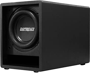 Earthquake Sound Ff6 5 6 5 Inch Front Firing Subwoofer