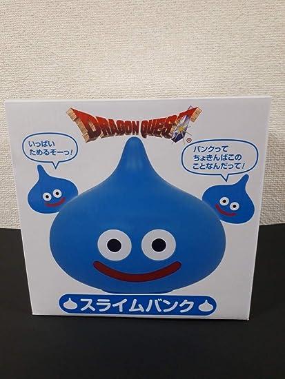 Amazon.com: Taito Dragon Quest AM Slime Bank Savings Box ...