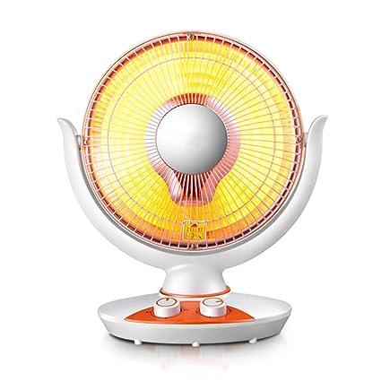 LVZAIXI Calentador pequeño para el hogar Estufa de Asar de Escritorio para el hogar Calentador eléctrico