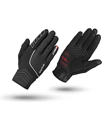 guantes asics algodon