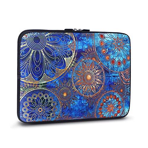 iCasso 13-Inch Stylish Soft Neoprene Sleeve Case Cover Bag For Macbook Air / Pro / Retina 13 Inch/2016 New Retina 13 Inch(Bohemia)