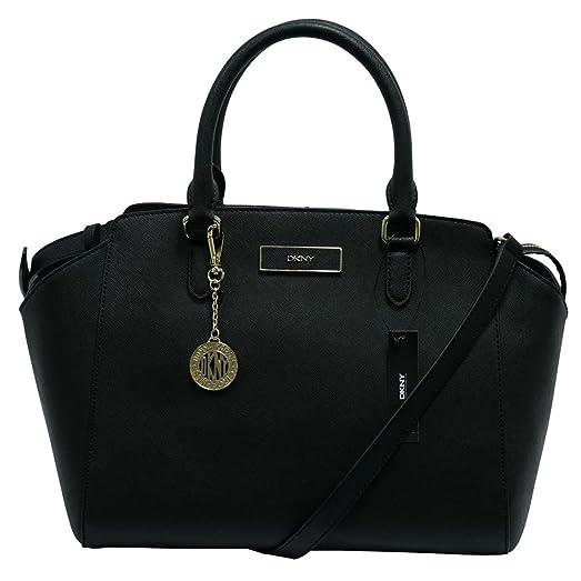 Tote - Paige LG Satchel Bag Black - black - Tote for ladies DKNY nXopJuXuti