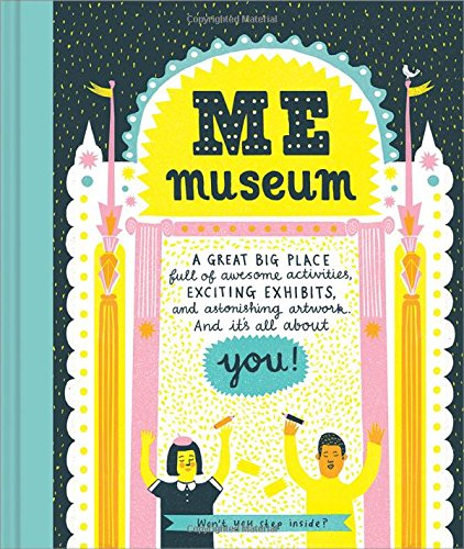Me Museum (An Activity Book) - Stores By Me
