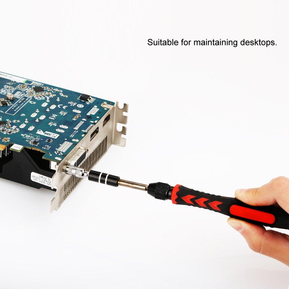 Destornilladores de precisión de Telecomunicaciones por solo 12,96€