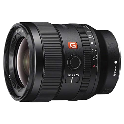 SONY FE 24mm F1.4 GM SEL24F14GM