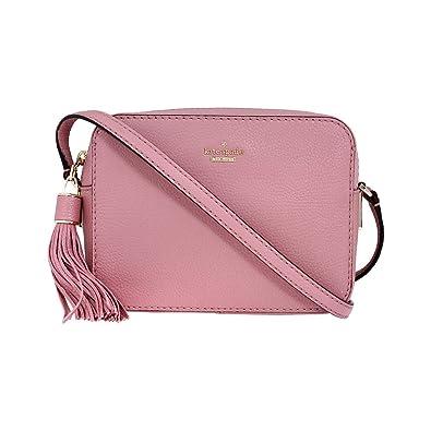 439bceed422b Amazon.com  Kate Spade Kingston Drive Arla Ladies Small Leather Crossbody  Bag PXRU8056682  Shoes