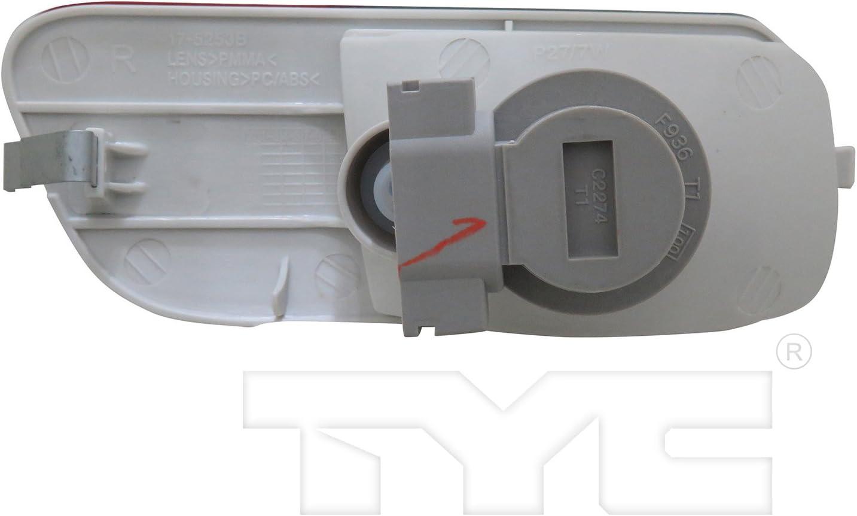TYC 17-5406-00-1 Left Replacement Reflex Reflector