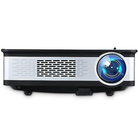 Excelvan - Z720 - Proyector multimedia proyector (5.8 pulgadas ...