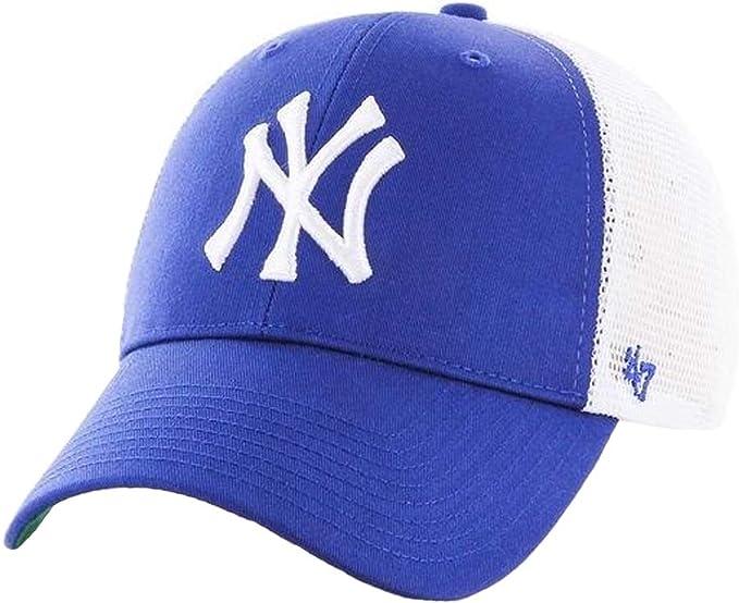 47 Bebé-Niños Brand MLB New York Yankees YTH B-BRAN Gorra Not ...