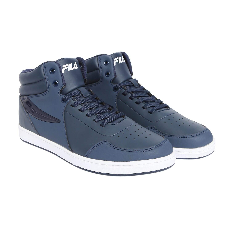 Buy Fila Men's Pea/White Sneaker-9