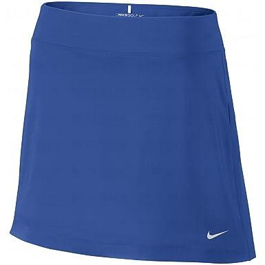 Falda tejida deportiva Nike para mujer - Mediano - Game Royal ...