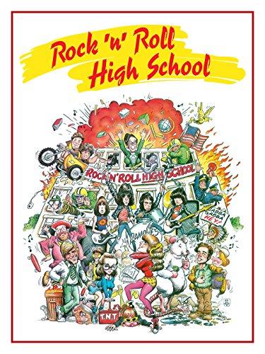 Rock 'n' Roll High School (Pj Soles Rock And Roll High School)