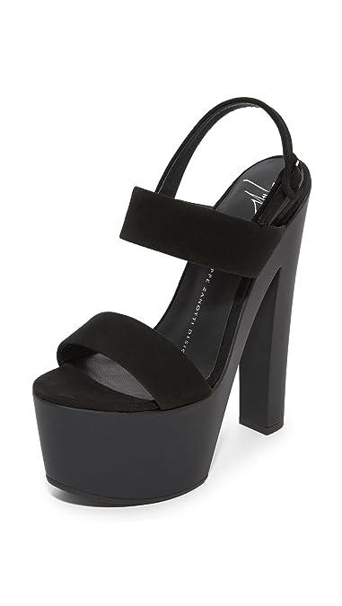 3fb3eccb0 Amazon.com: GIUSEPPE ZANOTTI Women's Platform Sandals: Shoes