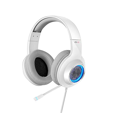 tulokas Amazon uudet tarjoukset Edifier G4 USB Gaming Headset with Virtual 7.1 Surround Sound, Retractable  Boom Microphone, LED Lights Mesh Open Back Adjustable Video Games for PC,  ...