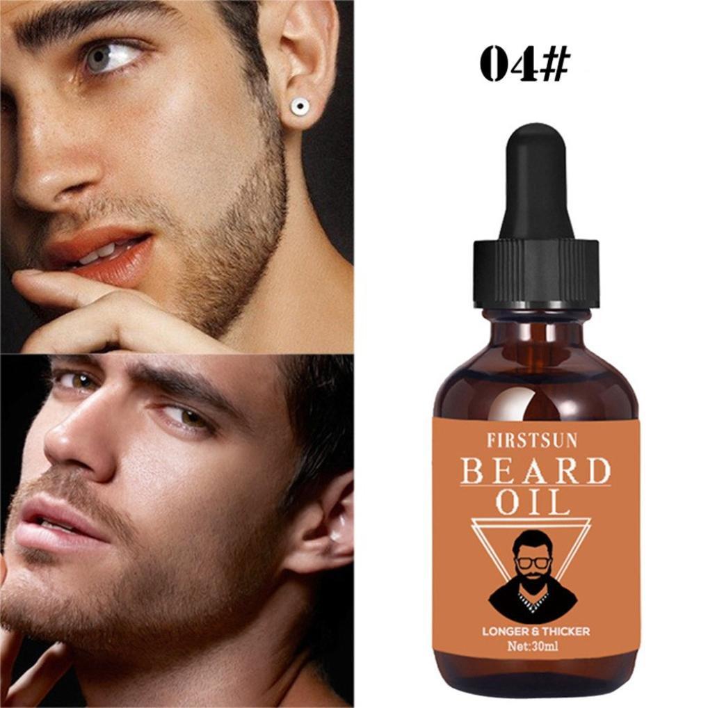 Amazon Com Fxtj Hair Beard Growth Thicker Essence Mustache Fast
