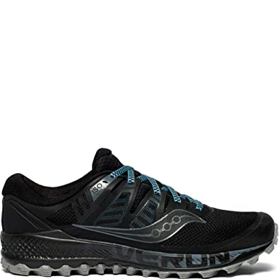 Saucony Peregrine ISO Men's Trail Black, Grey S20483 1