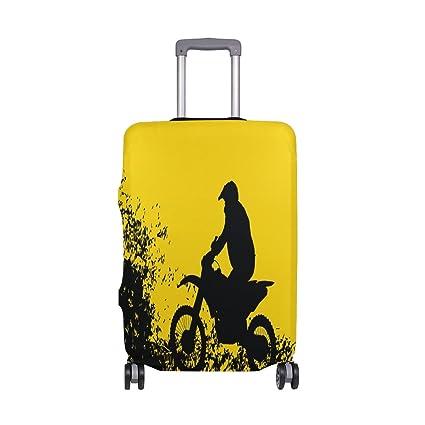 THUNANA Funda elástica para equipaje de viaje, protección antipolvo, para maleta, para mujeres