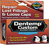 DENTEMP Custom Filling Mix 1 Each (Pack of 3)