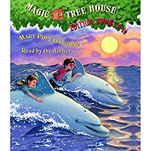 Magic Tree House Collection: Books 9-16 Hörbuch