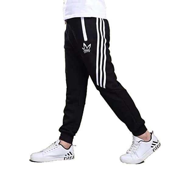 c573f8cc8d028a C & STYLE UK Boys Kids Tracksuit Jogging Bottoms School PE Sportswear  Trousers Cotton Age 7