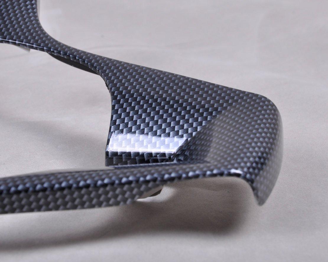 Eastar Carbon Fiber Lenkrad Trim f/ür Chevrolet Cruze 2008 2009 2010 2011 2012