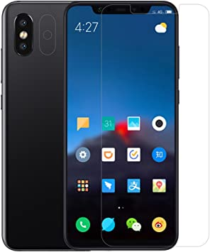 Xiaomi Mi8 Protector de pantalla, NILLKIN Protector de pantalla de ...
