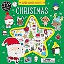 Super Sticker Activity: Christmas
