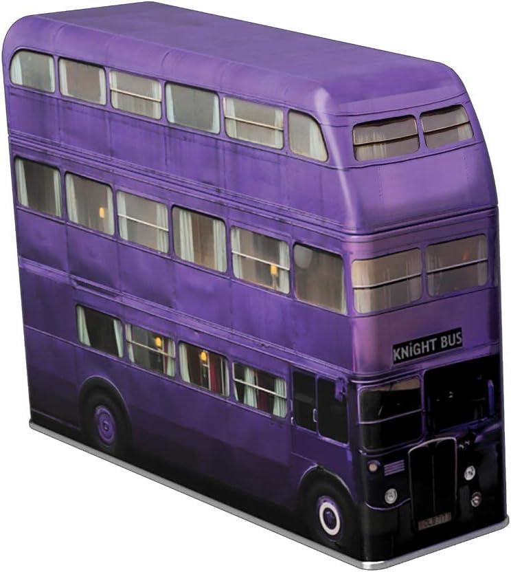 JBCC Harry Potter? Knight Bus Tin - 4.2 oz of Gummi Candy