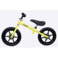 Little Balance BIKE- Pedal-Free Bicycle for Kids Ages 2-5 Years (Yellow)