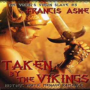 Taken by the Vikings Audiobook