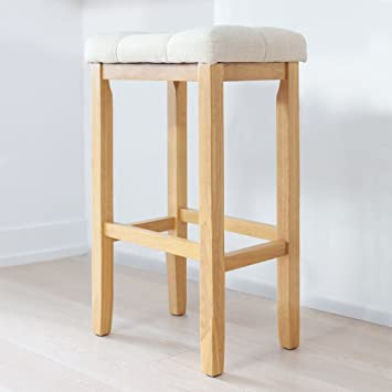 Oak Counter Stool Dimensions
