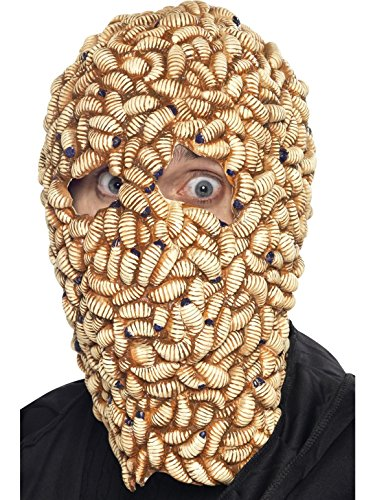 PST Big Boys' Maggot Overhead Mask One Size Fits All Multicolor