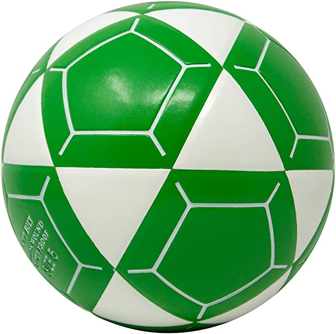 Mikasa FT5 Meta Maestro Pelota de fútbol, Color Blanco/Verde ...