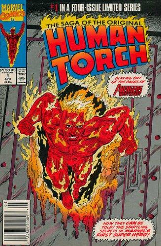 Saga of the Original Human Torch, Edition# 1