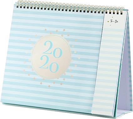 Calendario de escritorio 2020 - Calendario 2020 Mes para ver con 2 ...