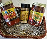 All Natural Sweet Gift Basket