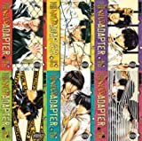 Wild Adapter Graphic Novel Set Volumes 1-6