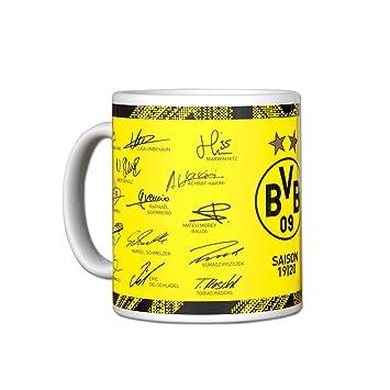 Borussia Dortmund BVB 09 BVB-Tasse mit Innendekor