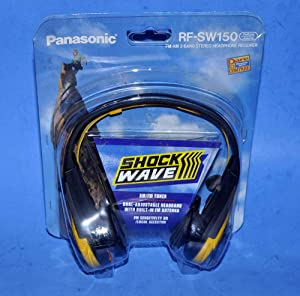 Panisonic Fm-am 2-band Stereo Headphone Receiver